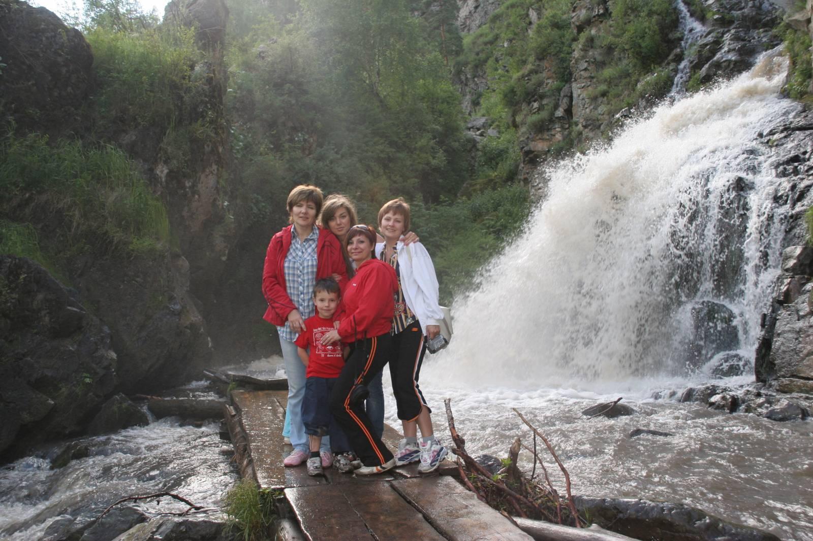 Камышлинский водопад фото 8